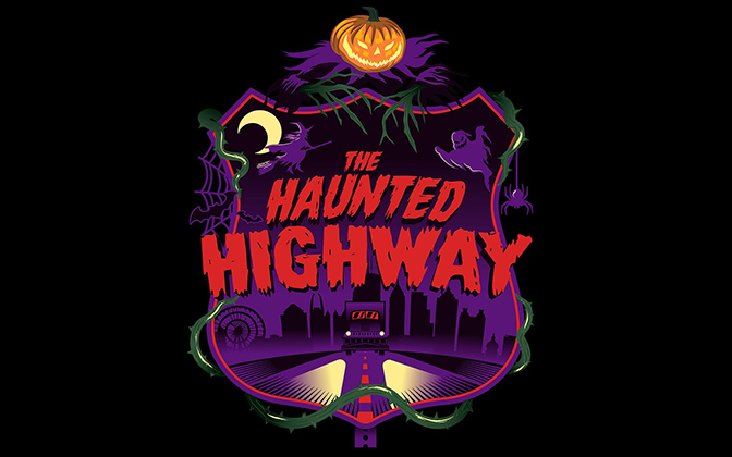 The Haunted Highway - Sunday, October 18th